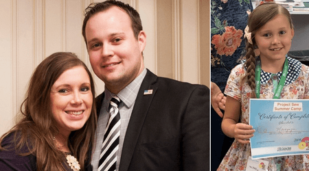 Anna Duggar shares rare photograph of her eldest daughter Mackynzie on social media