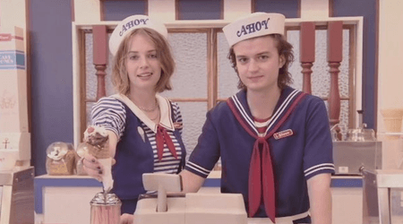 'Stranger Things': Netflix teases season 3 with bizarre retro advert about a mall