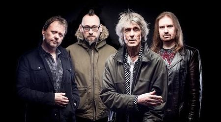 Wishbone Ash hit the road with eponymous debut as part of 'Vintage Album' tour
