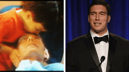 """Mom and dad will be there with you every step of the way"": How Christopher Reeve's son Will turned tragedy into a triumph of the spirit"