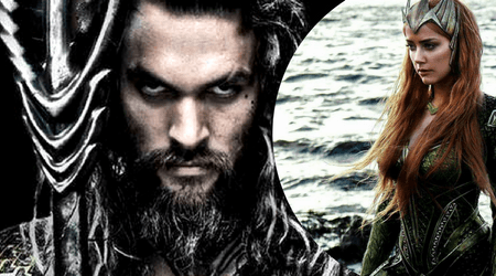 'Aquaman' snazzy first-look released: Amber Heard teases Mera and Arthur's relationship