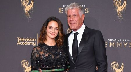 "In one of his last interviews Anthony Bourdain revealed the ""worst thing"" girlfriend Asia Argento ever said to him"