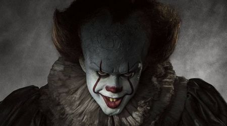 Pennywise clown aka Bill Skarsgard reveals what it's like with adults in 'IT: Chapter Two'