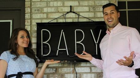"Counting down the days: Pregnant Jinger Duggar reveals she could give birth ""any day now"""