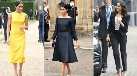 10 iconic looks from Meghan Markle's stylebook