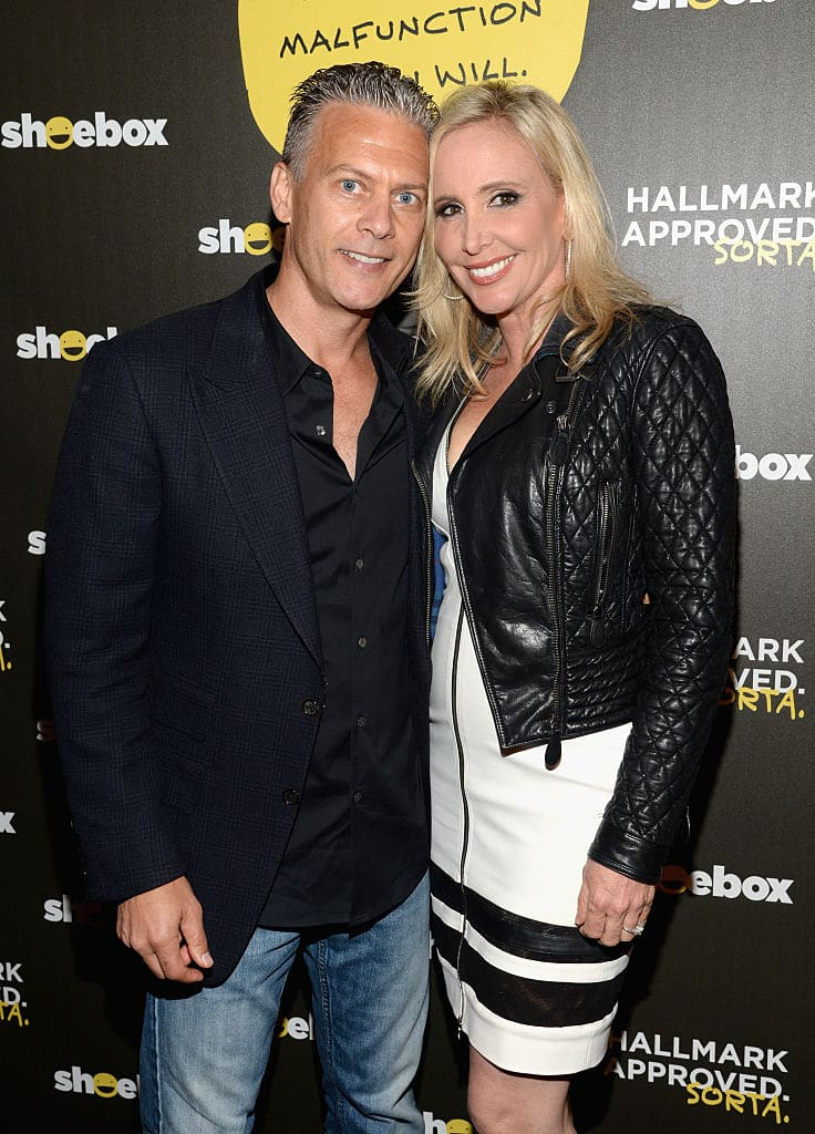 David Beador and Shannon Beador (Source: Getty Images)