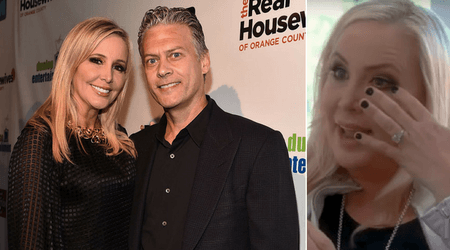 Shannon Beador breaks down while removing her wedding ring on 'Real Housewives of Orange County' season 13 premiere