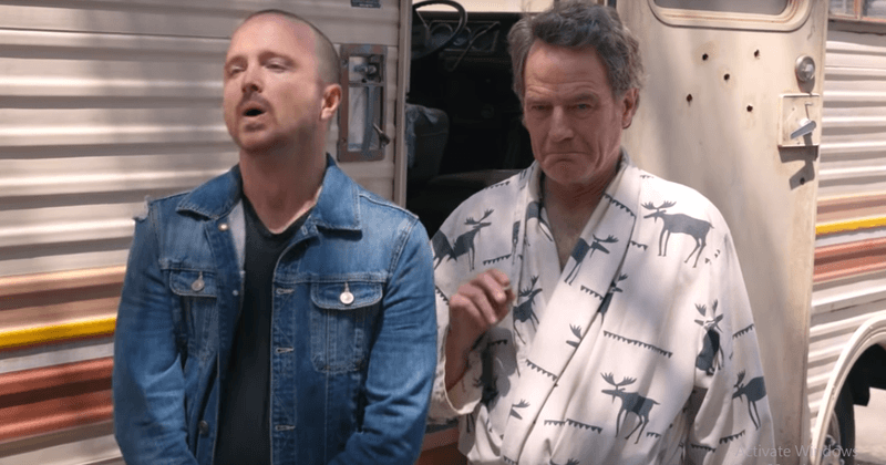 "Breaking Bad 10th anniversary reunion: Aaron Paul and Bryan Cranston invite you to ""cook"" for charity"