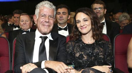 Asia Argento had no clue about Anthony Bourdain's obsession with suicide, until she read about it