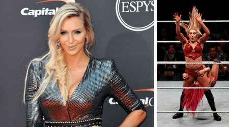 WWE superstar Charlotte Flair opens up about the time her breasts 'popped' in the ring, leaving her needing surgery
