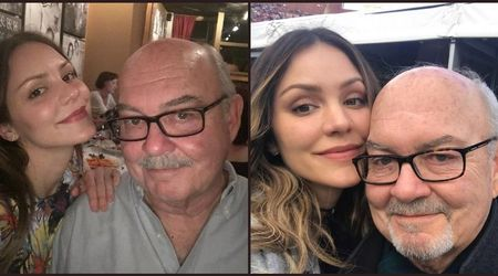 Katharine McPhee's dad passes away just weeks after her engagement to David Foster