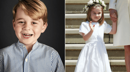 Princess Charlotte worth a billion pounds more to the British economy than sibling George