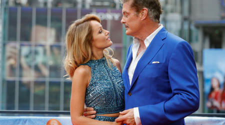 After 7-year relationship David Hasselhoff to finally tie the knot with girlfriend Hayley Roberts in Italy