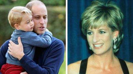 This is how Prince William and Kate Middleton are teaching Prince George about 'Granny Diana'
