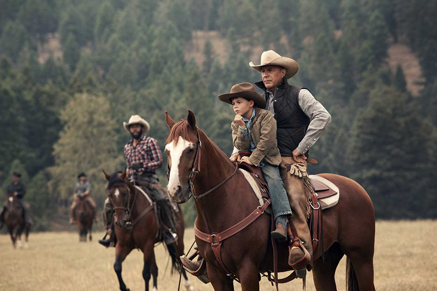 'Yellowstone' premiered to record-high viewership but poor critical reviews (Source: IMDb)