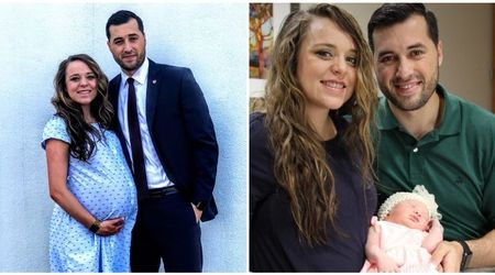 She's here! Jinger Duggar welcomes her first child with husband Jeremy Vuolo