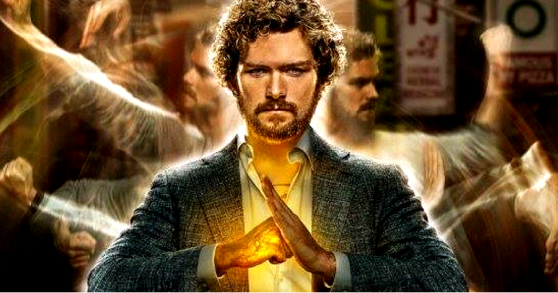 Danny Rand is back! Watch 'Iron Fist' pack serious punch in season 2 trailer from SDCC 2018