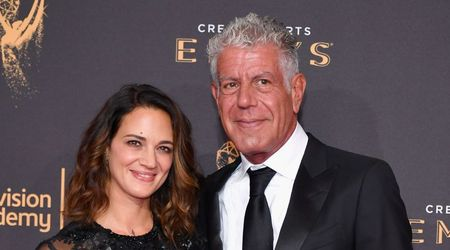 Asia Argento remembers Anthony Bourdain as she shares picture taken a week before his death