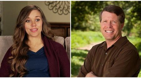 Jessa Duggar shares a throwback picture of her father Jim Bob Duggar on his birthday