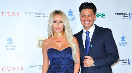 And she's BACK! Aubrey O'Day returns to 'Marriage Boot Camp' with ex-Paul Delvecchio