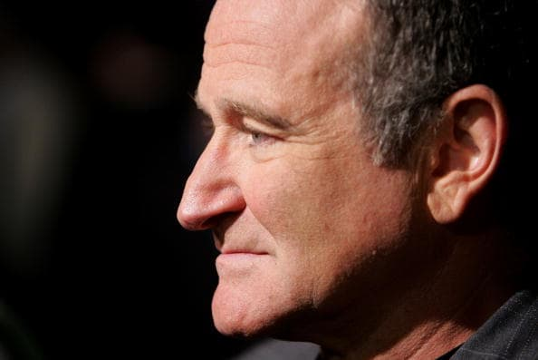 Robin Williams (Source: Getty Images)