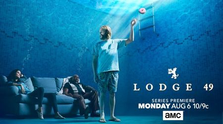 AMC's 'Lodge 49': A funny take on the world of cheap beer, easy camaraderie and promise of Alchemical mysteries