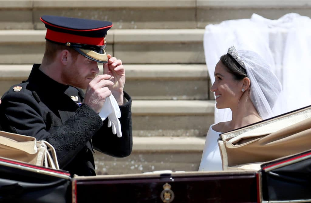 Samantha's relationship with the new royal hasn't been very smooth in recent times (Getty Images)