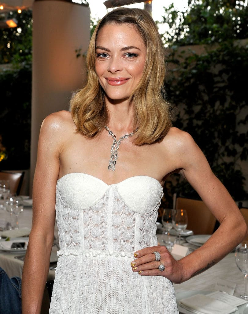 Jaime King will play a starring role in Netflix zombie drama 'Black Summer' (Source: John Sciulli/Getty Images for Haute Living)