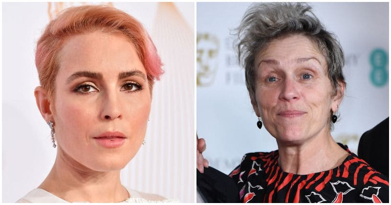 Frances McDormand to voice god in Amazon Studios' 'Good Omens',  Noomi Rapace to feature in 'Jack Ryan' season 2