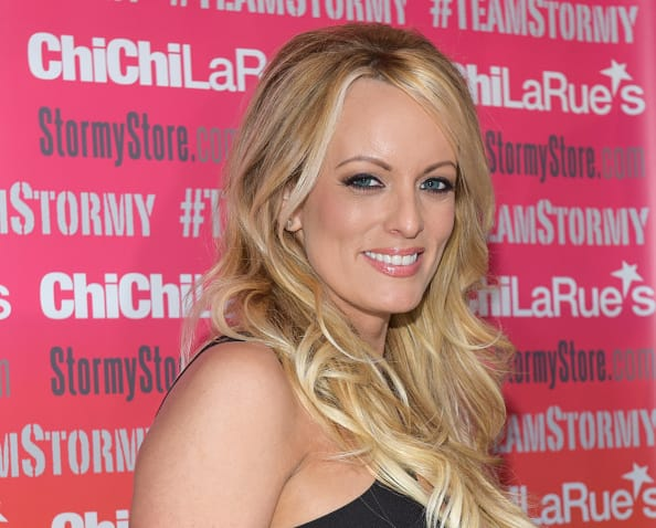 Stormy Daniels (Source: Getty Images)