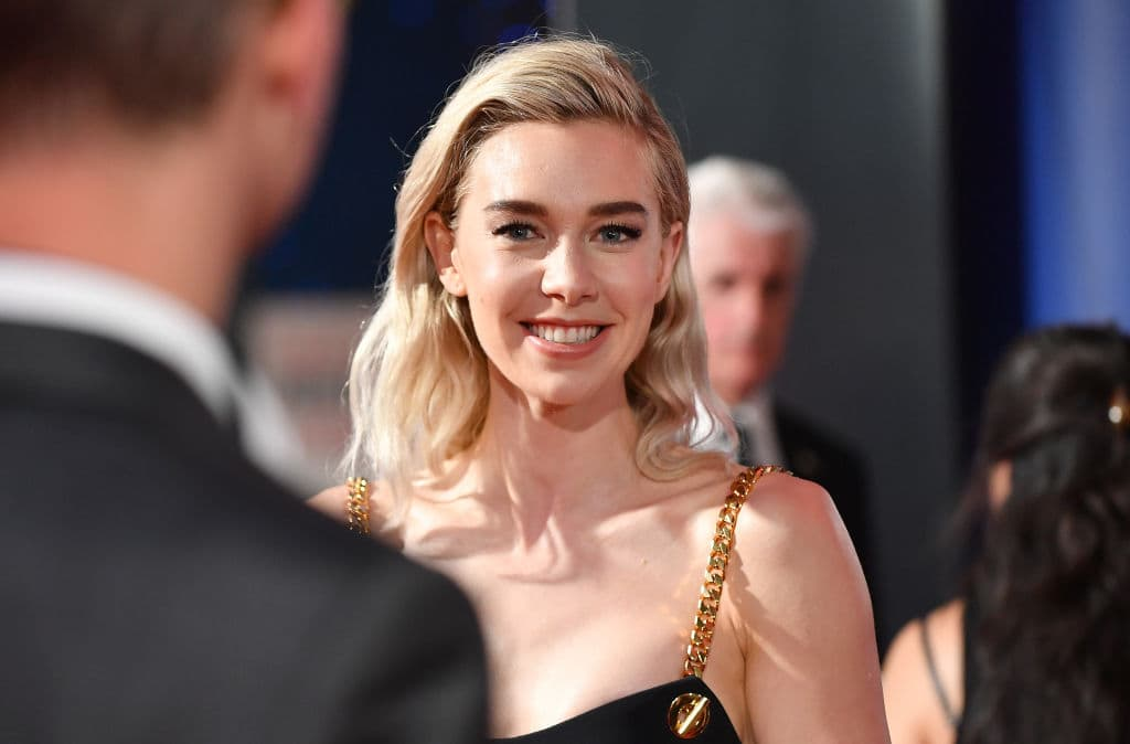 Vanessa Kirby attends the 'Mission: Impossible - Fallout' UK premiere on July 13, 2018 in London, England. (Photo by Gareth Cattermole/Getty Images for Paramount Pictures)