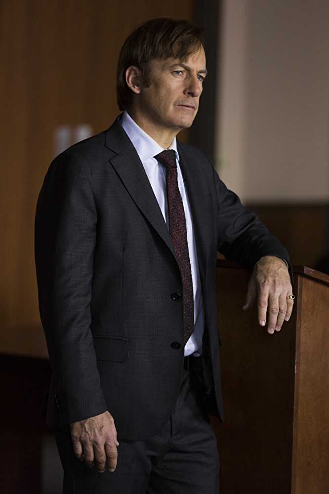 Bob Odenkirk will be returning as Saul Goodman for Season 4 of 'Better Call Saul' (Source: IMDb)