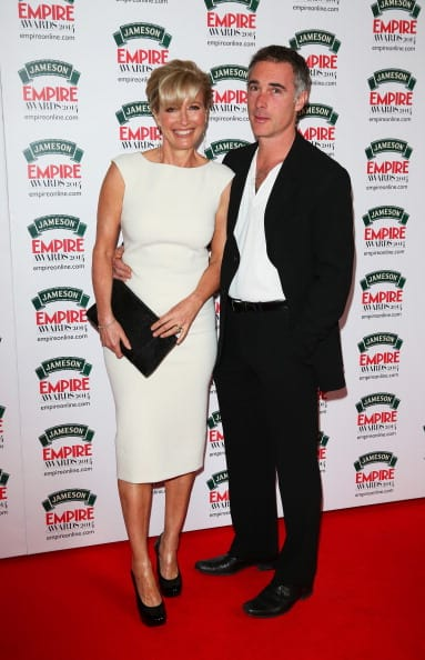 Emma Thompson and Greg Wise attend the Jameson Empire Awards 2014 at the Grosvenor House Hotel on March 30, 2014 in London, England. (Photo by Tim P. Whitby/Getty Images for Jameson)