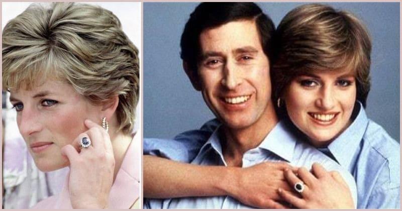 Princess Diana Wedding Ring.Princess Diana S Decision To Wear Her Wedding Ring After Divorce