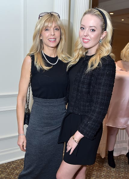 Marla Maples and Tiffany Trump (Source: Getty Images)