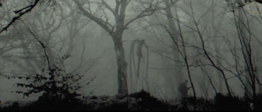 Audiences get a closer look at Slenderman in the latest trailer for the movie (Source: YouTube)