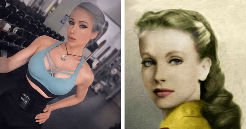 EXCLUSIVE: Meet Valeria Lukyanova, the woman who claims she's the reincarnation of Hitler's occult guide Maria Orsic
