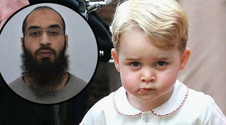 Terrorist Husnain Rashid, who plotted to murder Prince George, stabbed by inmate in prison