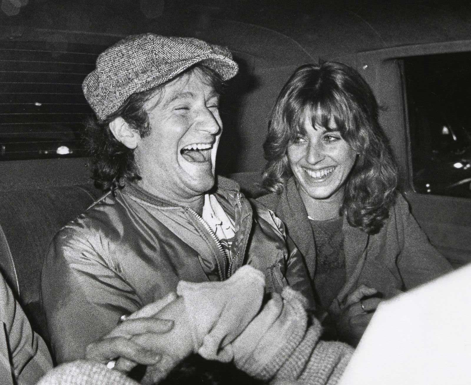 He Loved Women Robin Williams First Wife Valerie Velardi Says She Tolerated His Many Infidelities During Their Marriage Meaww Robin williams, as a 7 year old, with his mother laurie williams. robin williams first wife valerie