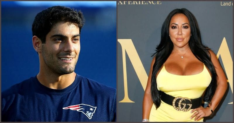 jimmy garoppolo instagram official
