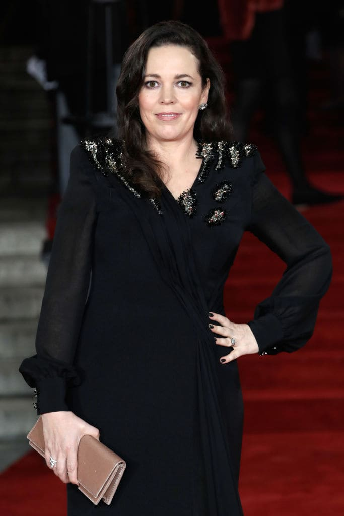 Olivia Colman is taking over the role of Queen Elizabeth from the upcoming season of The Crown. (Photo by John Phillips/Getty Images)