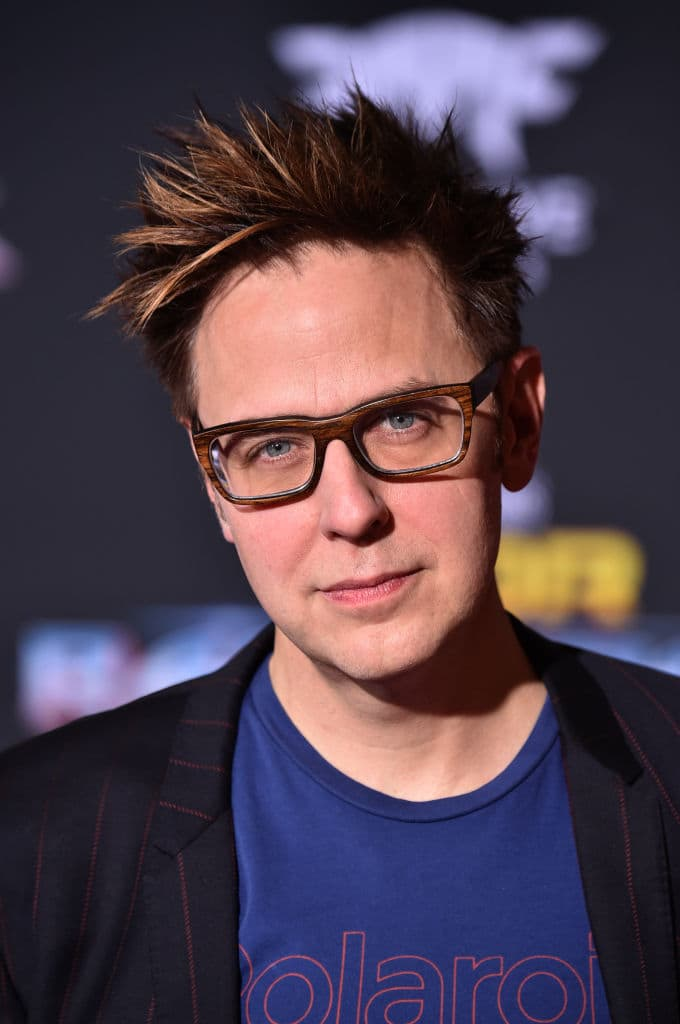 Gunn was fired over making inapporiate tweets (Source: Frazer Harrison/Getty Images)