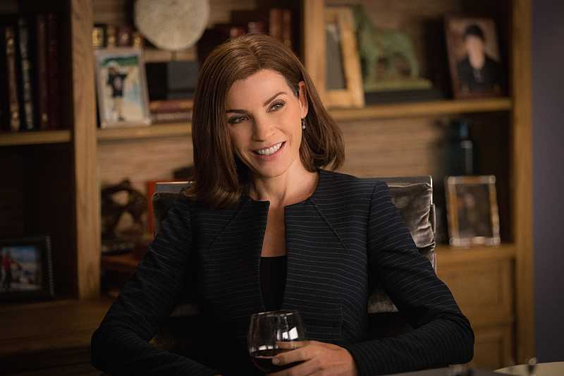 Julianna Marguiles as Alicia Florrick (Source: IMDb)