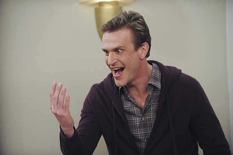 Jason Segel as Marshall Eriksen (Source: IMDb)