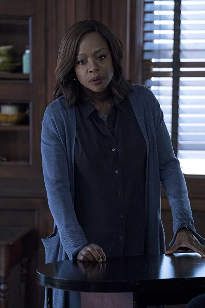 Viola Davis as Annalise Keating (Source: IMDb)