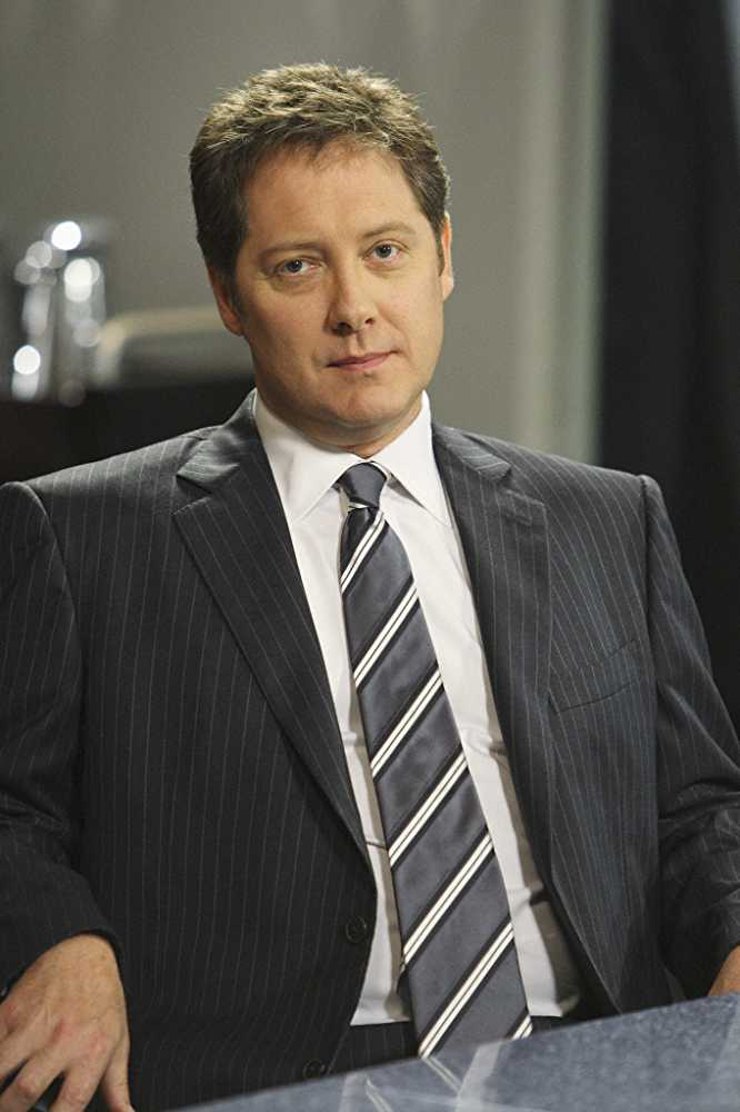 James Spader as Alan Shore (Source: IMDb)
