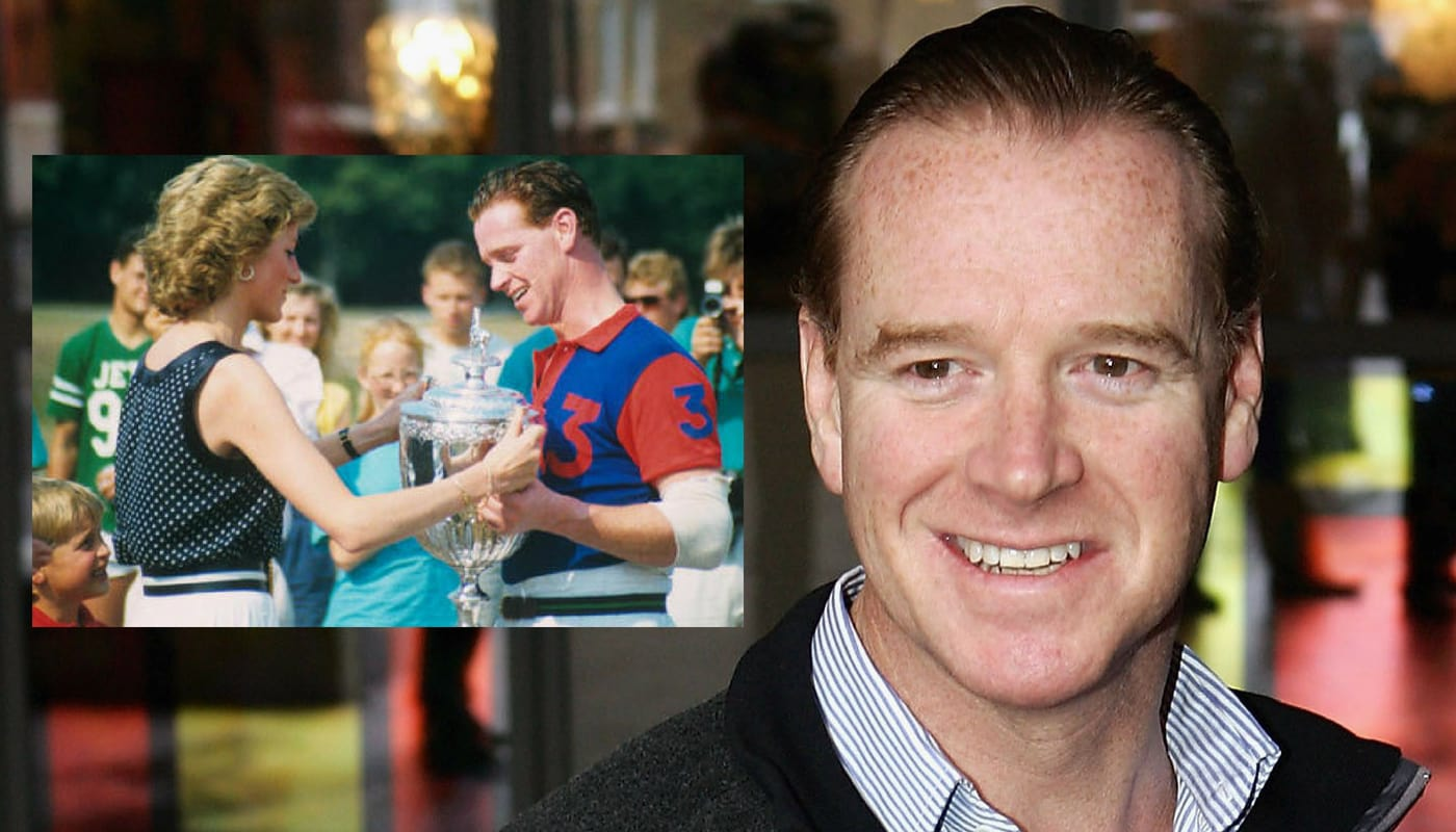 James Hewitt, who was known to be a former lover of Princess Diana, tried to sell off some of their personal and extremely controversial love letters to the press after Diana's passing away, something which shocked the royal family to the core