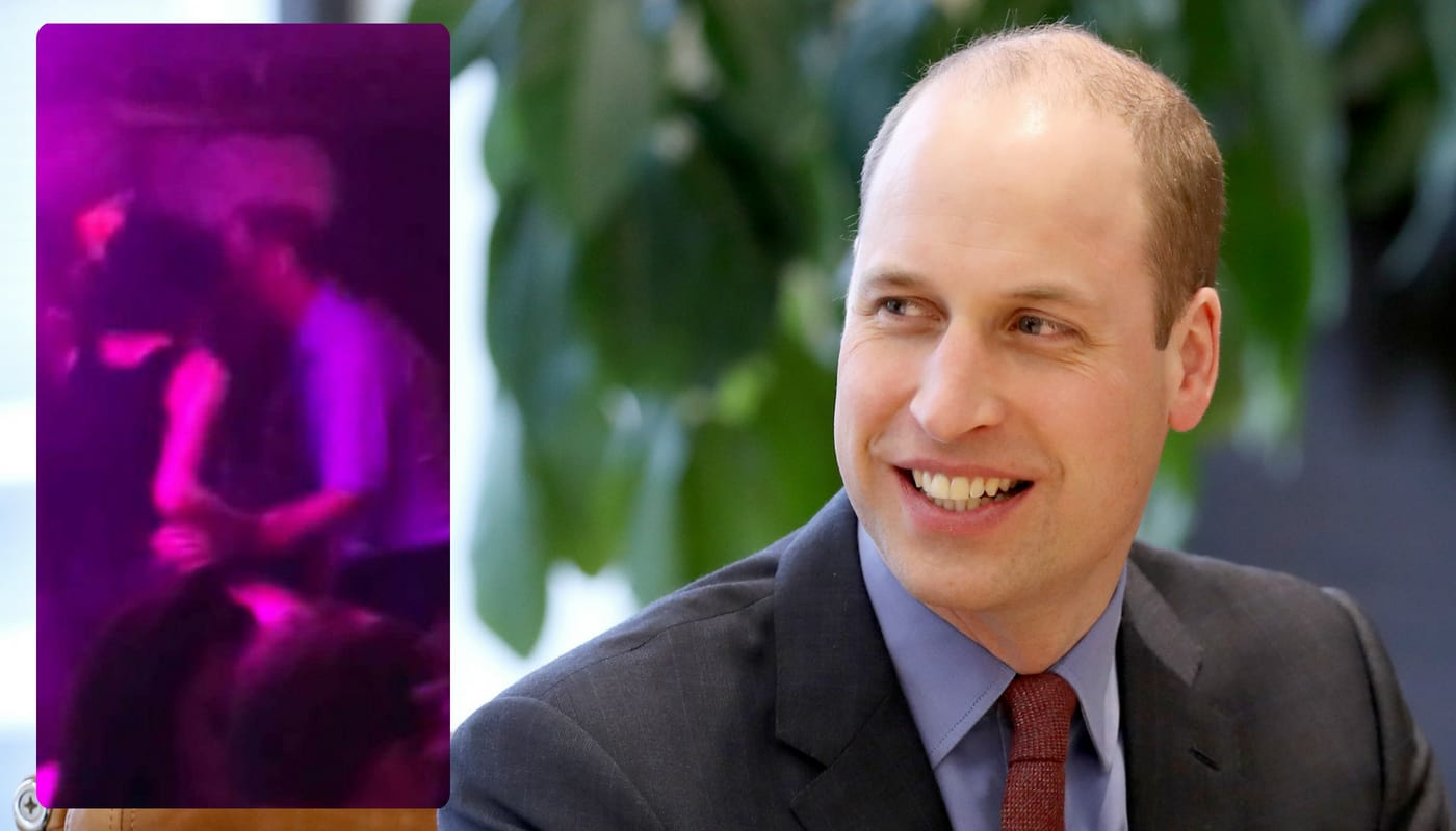 The media caught a glance of Prince William getting royally busted while he was getting to close and personal with a bunch of females at a boy's ski weekend party, things got a bit too ugly