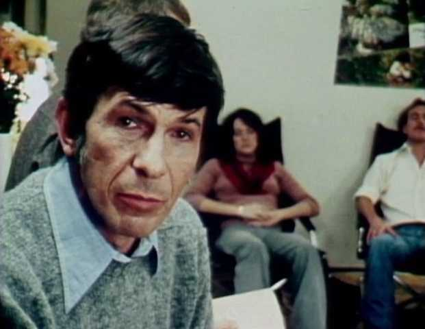 Nimoy hosted the original series (Source: IMDb)