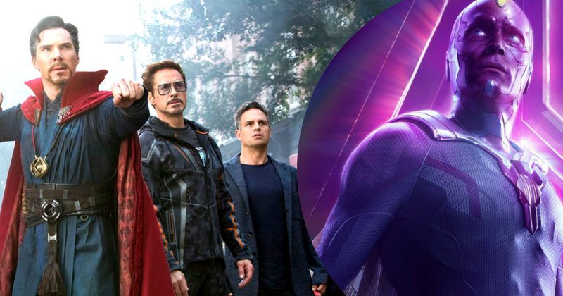 """""""The biggest movie of all time!"""": Vision actor Paul Bettany hypes Avengers 4 in Infinity War special featurette"""